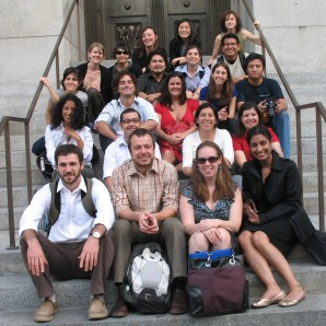 Group photo of participants in Montreal 2011.