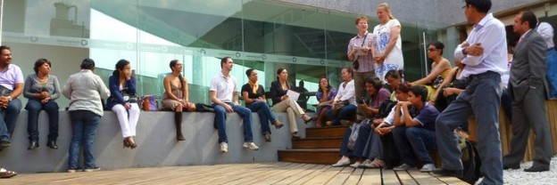 Open Air Discussion at Toluca meeting 2011.