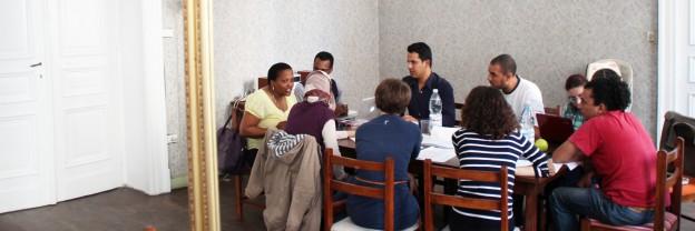 U40 Africa Meeting in Alexandria 2012
